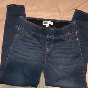 Brand New W/tags old navy pull on jeggings!💙